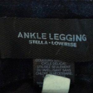Express Jeans - Express Ankle Legging Stella Dark Blue Sz 0 Reg